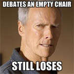 eastwood debates chair