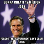 romney can't create jobs