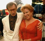 woody allen and bette midler