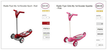 scooter prices