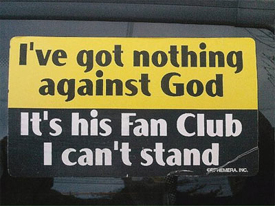 gods fan club